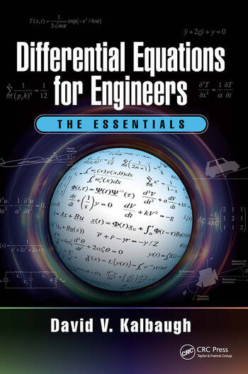Differential Equations for Engineers The Essentials book cover