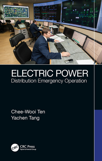 Electric Power Distribution Emergency Operation book cover