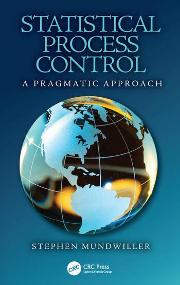 Statistical Process Control A Pragmatic Approach book cover