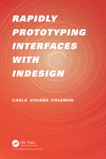 Rapidly Prototyping Interfaces with InDesign book cover