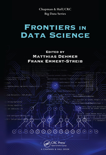 Frontiers in Data Science book cover