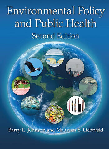 Environmental Policy and Public Health book cover