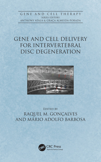 Gene and Cell Delivery for Intervertebral Disc Degeneration book cover