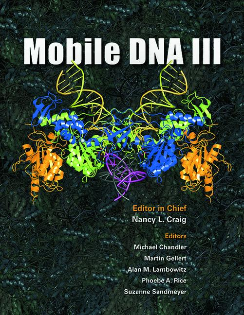 Mobile DNA III book cover