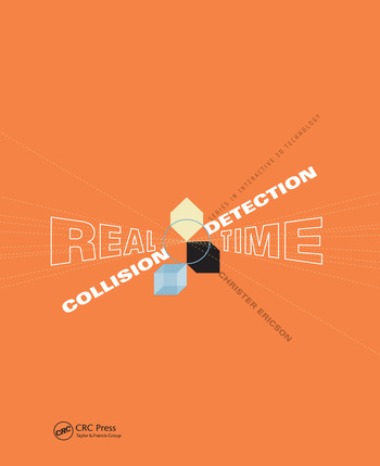 Real-Time Collision Detection book cover