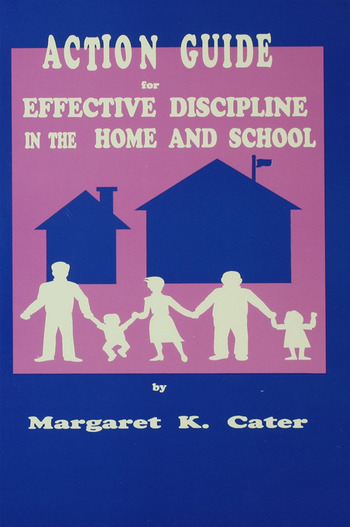 Action Guide For Effective Discipline In The Home And School book cover