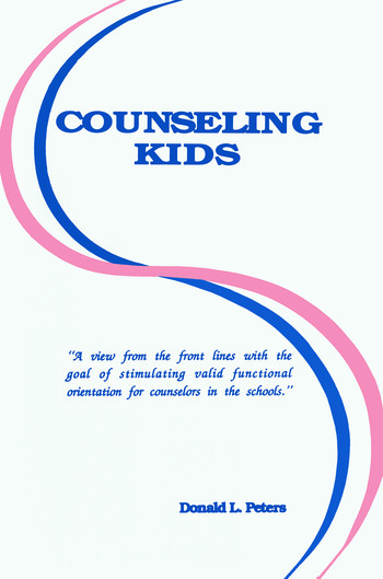 Counseling Kids book cover