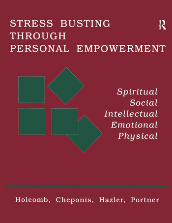 Stress Busting Through Personal Empowerment book cover
