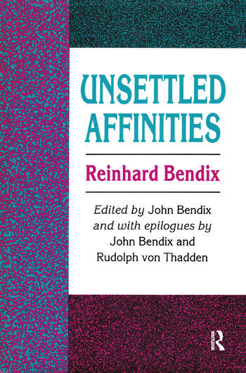 Unsettled Affinities book cover