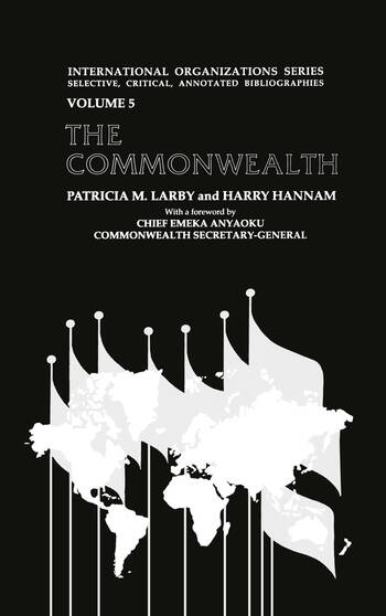 The Commonwealth book cover