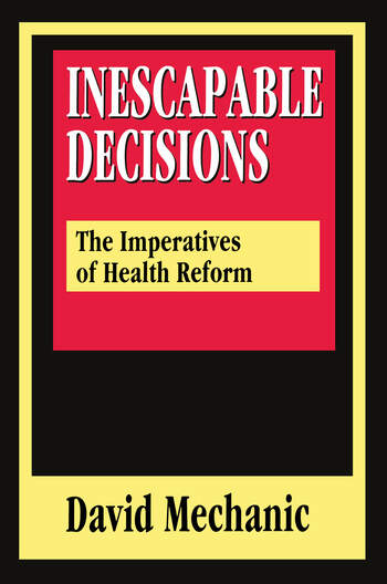 Inescapable Decisions book cover