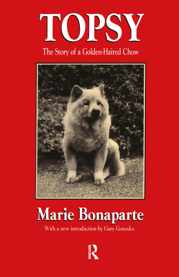 Topsy The Story of a Golden-haired Chow book cover