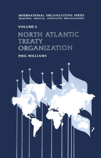 North Atlantic Treaty Organization book cover