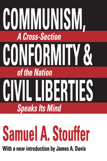 Communism, Conformity and Liberties book cover