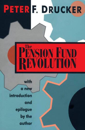 The Pension Fund Revolution book cover
