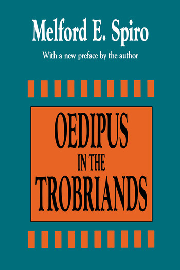 Oedipus in the Trobriands book cover
