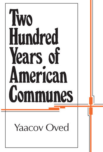 Two Hundred Years of American Communes book cover