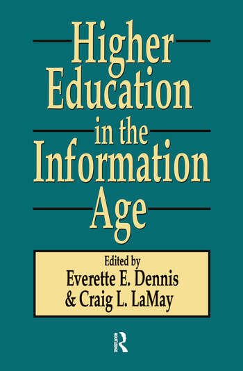 Higher Education in the Information Age book cover