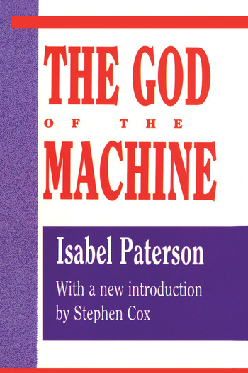 God of the Machine book cover