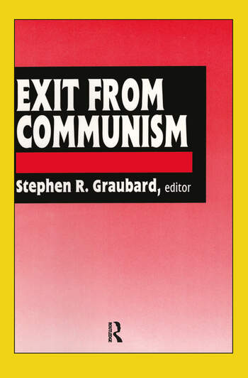 Exit from Communism book cover