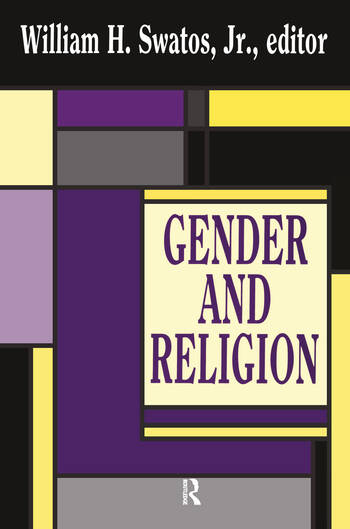 Gender and Religion book cover