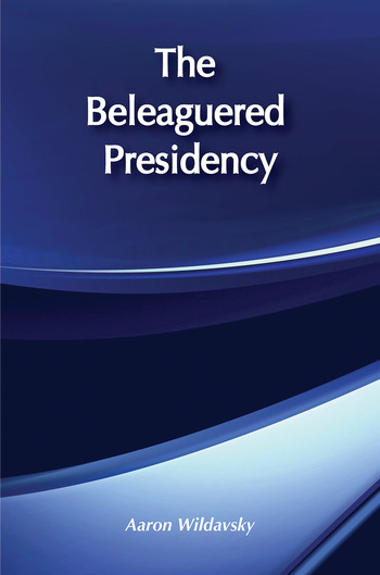 The Beleaguered Presidency book cover