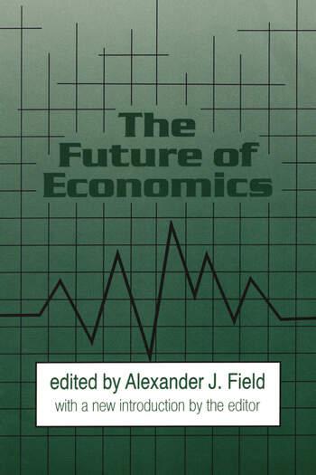The Future of Economics book cover