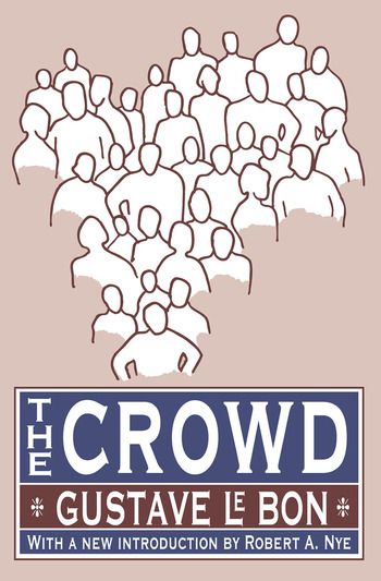 The Crowd book cover