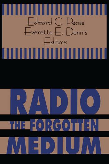 Radio - The Forgotten Medium book cover