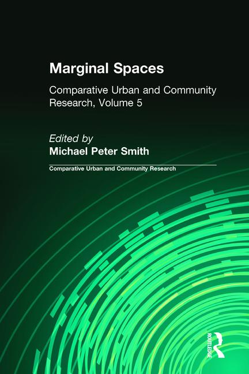Marginal Spaces Ser Volume 5 book cover