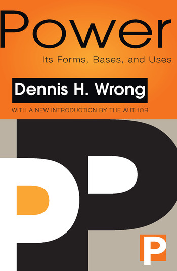 Power Its Forms, Bases and Uses book cover