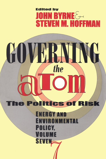 Governing the Atom book cover
