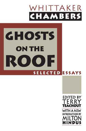 Ghosts on the Roof Selected Journalism book cover