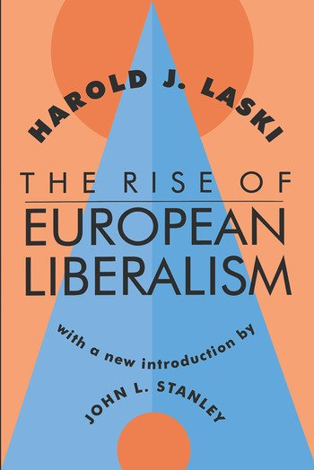 The Rise of European Liberalism book cover