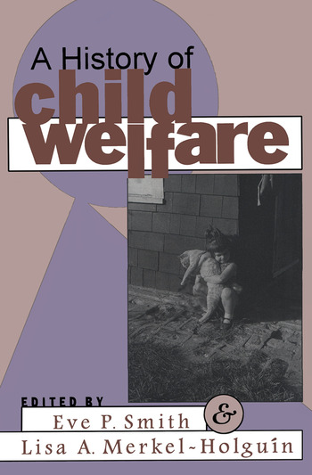 A History of Child Welfare book cover
