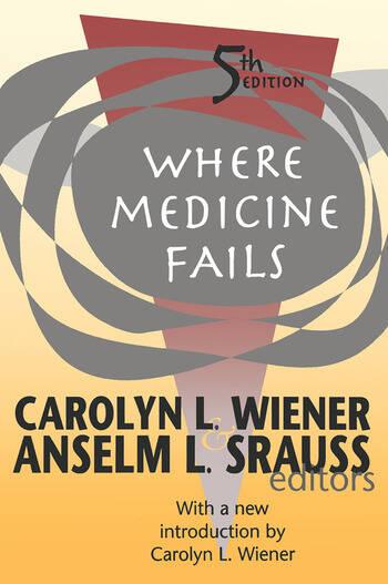 Where Medicine Fails book cover