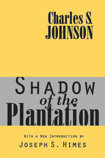 Shadow of the Plantation book cover