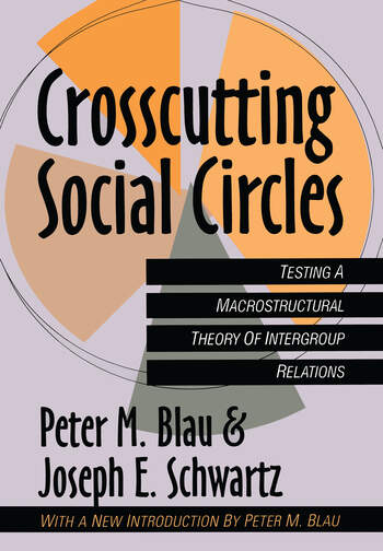 Crosscutting Social Circles Testing a Macrostructural Theory of Intergroup Relations book cover