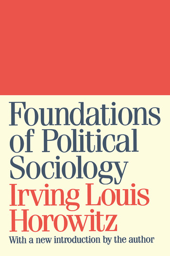 Foundations of Political Sociology book cover