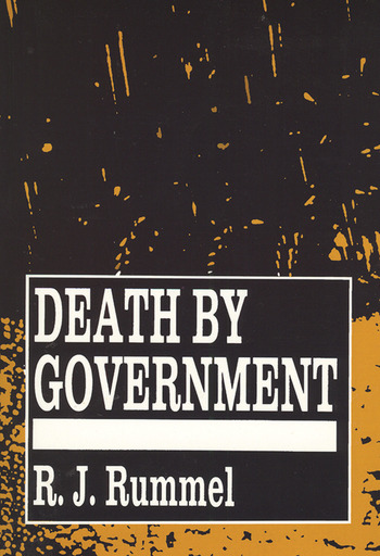 Death by Government Genocide and Mass Murder Since 1900 book cover
