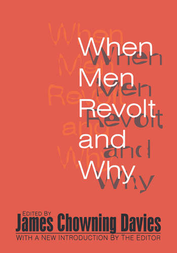 When Men Revolt and Why book cover