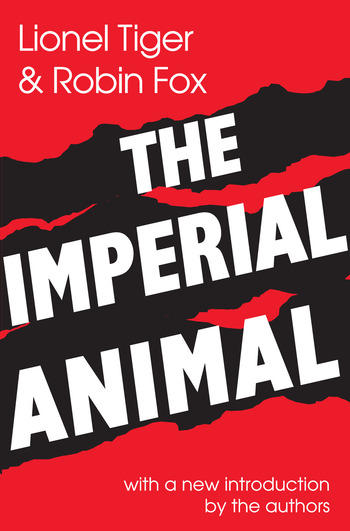 The Imperial Animal book cover