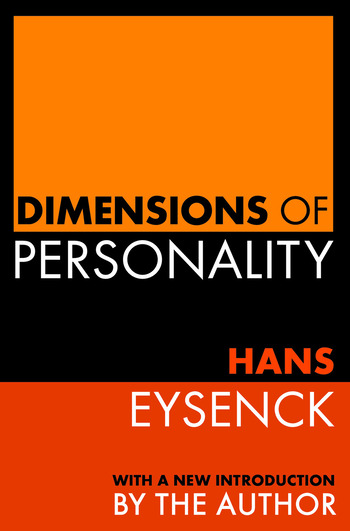 Dimensions of Personality book cover