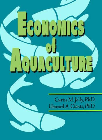 Economics of Aquaculture book cover