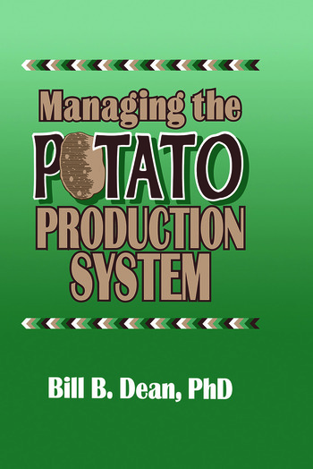 Managing the Potato Production System 0734 book cover