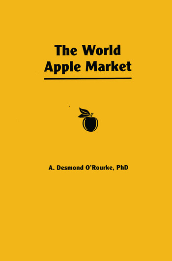 The World Apple Market book cover