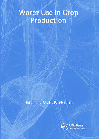 Water Use in Crop Production book cover