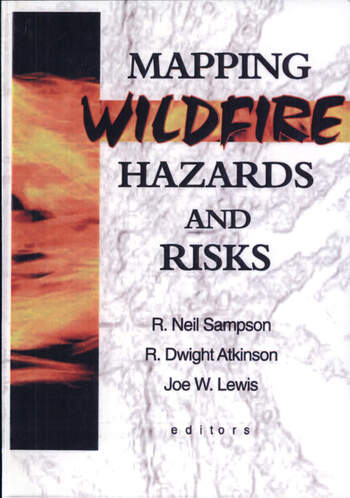 Mapping Wildfire Hazards and Risks book cover