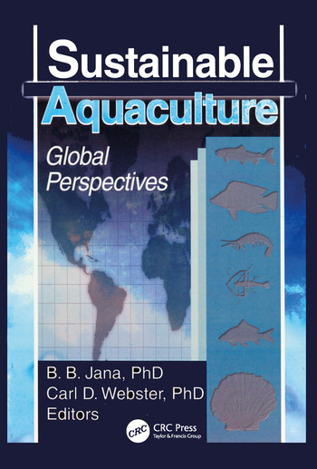Sustainable Aquaculture Global Perspectives book cover