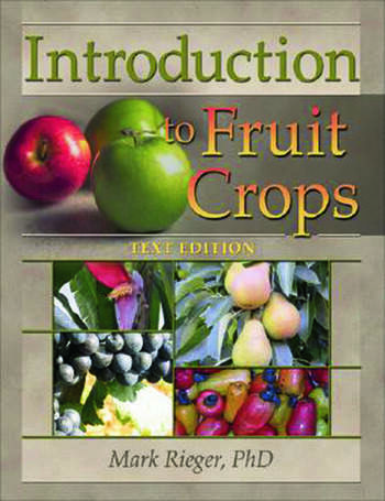 Introduction to Fruit Crops book cover